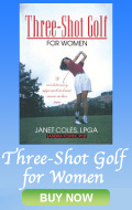 Three-Shot Golf by Janet Coles