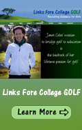 Links Fore College GOLF
