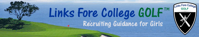 College Golf Recruiting Guidance for Girls